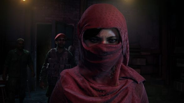 Обои Скрин из игры Uncharted 4