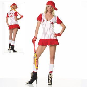 Обои Девушка в костюме бейсболистки (player / игрок 69)