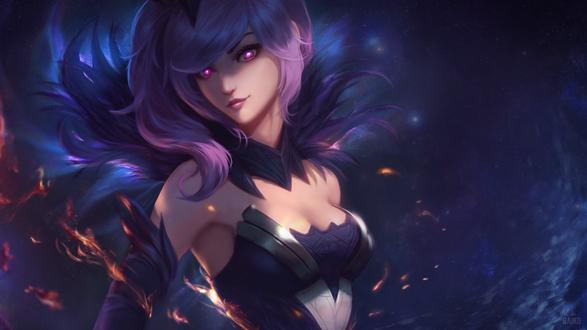 Обои Камилла / Camilla из игры Знак огня / Fire Emblem, by raikoart
