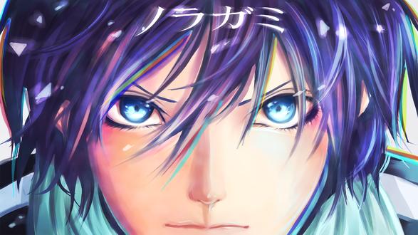 Обои Ято / Yato из аниме и манги Бездомный бог / Noragami