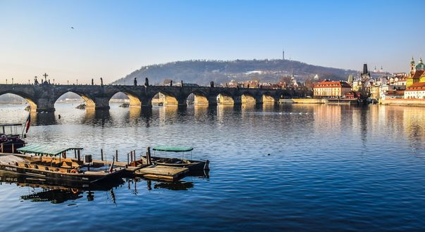 Обои Карлов мост, Прага