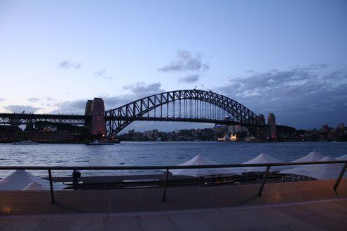 Обои Мост в Сиднее, Австралия