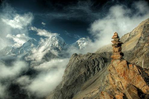 Обои Кордильера-Уайуаш — горный хребет в Андах, часть Западных Кордильер Перу