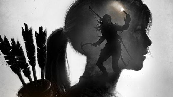Обои Lara Croft / Лара Крофт из игры Rise of the: Tomb Raider