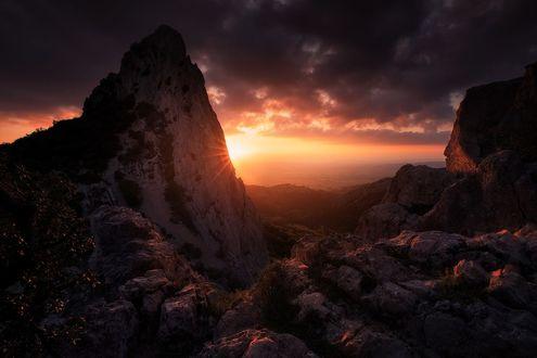 Обои Provence-Alpes-CГґte dAzur, France / Прованс-Альпы-Лазурный берег, Франция, фотограф Julien Delaval
