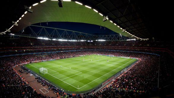 Обои Стадион в эмиратах
