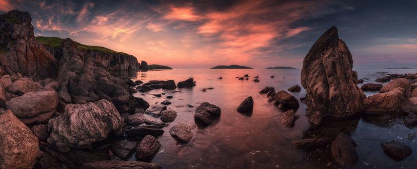 Обои Побережье Японского моря, Россия, фотограф Андрей Кровлин