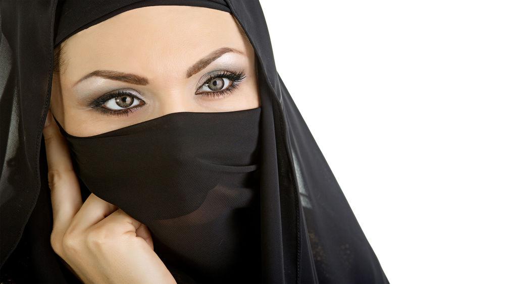 мусульманка в хиджабе знакомства