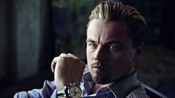 Обои Актер Леонардо Ди Каприо / Leonardo DiCaprio