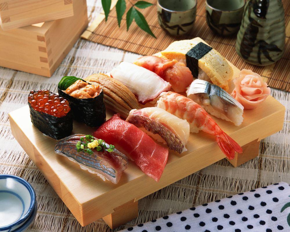 Обои соус, Японская кухня, имбирь. Еда foto 16
