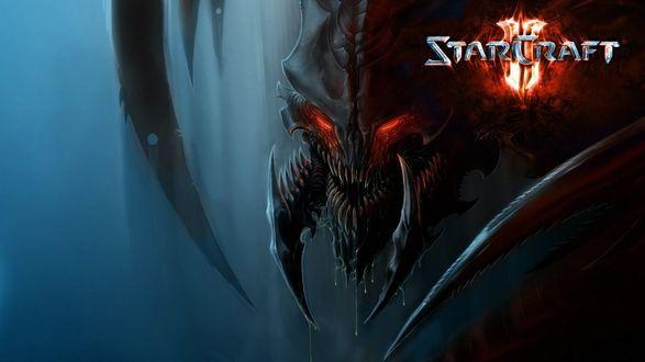 Обои Зерг из игры Звездное ремесло / Star Craft 2