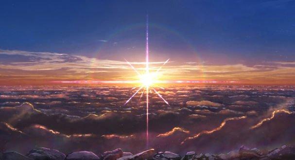 Обои Заход солнца, by AnSeite