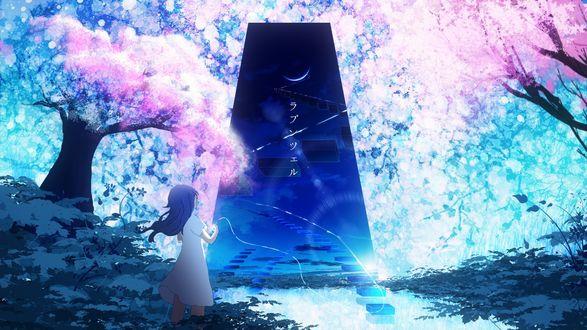 Обои Принцесса Rapunzel / Рапунцель из мультфильма Tangled / Рапунцель: Запутанная история, by Y_Y