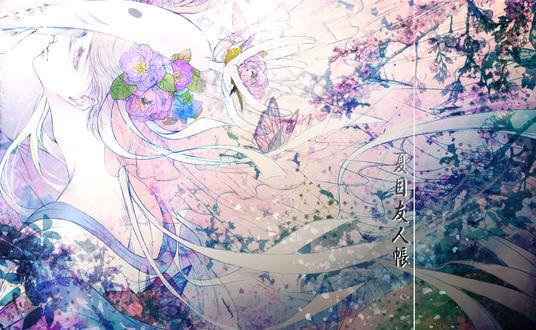 Обои Natsume Takashi / Такаси Нацумэ из аниме Natsume's Book of Friends / Natsume Yuujinchou / Тетрадь дружбы Нацумэ, by kuroe