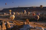 Обои Воздушные шары над Каппадокией, фотограф Adnan Bubalo