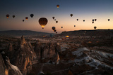 Обои Воздушные шары над Cappadocia / Каппадокией, фотограф Adnan Bubalo