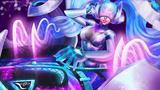 Обои DJ Sona Ethereal / Эфирная Диджей Сона из игры Лига Легенд / League of Legends, by legend654