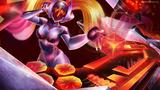 Обои Диджей Сона / Dj Sona - Maven of the Strings из игры Лига Легенд / League of Legends, by legend654