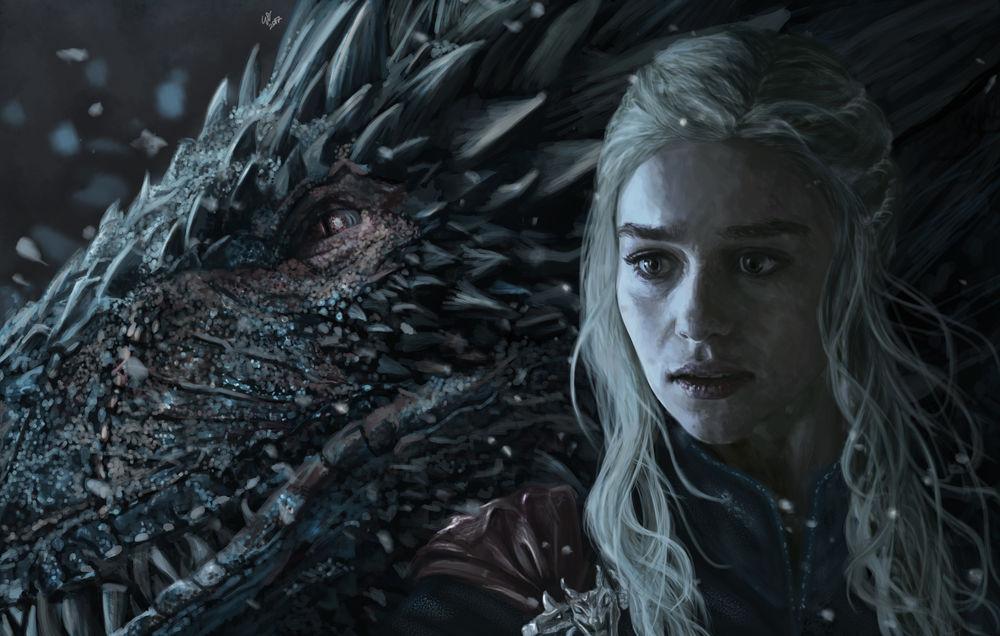 Обои игры игра Games Pubg Playerunknowns картинки на: Обои Daenerys Targaryen / Дейнерис Таргариен с драконом из
