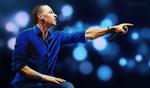 Обои Chester Bennington / Честер Беннингтон-американский рок-музыкант, вокалист групп Linkin Park / Линкин Парк и Dead by Sunrise / Мертвые от восхода солнца, by DrKetzer