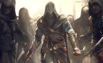 Обои Ezio Auditore / Эцио Аудиторе из игры Assassins Creed / Кредо Убийцы
