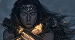 Обои Diana / Диана из фильма Wonder Woman / Чудо-Женщина, by jyongyi