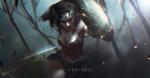 Обои Diana / Диана из фильма Wonder Woman / Чудо-Женщина, by fate-fiction