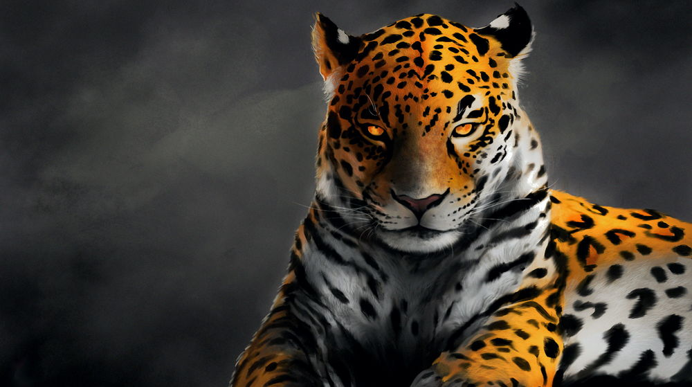 Крутые картинки леопардов, друзей анимационные