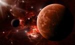Обои Планеты в космическом пространстве, работа Мертвый мир от автора GlenRoberson