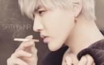 Обои Kris / Крис / Wu Yi Fan / Ву И Фань / У И Фань / Li Jia Heng / Ли Цзя Хэн Южнокорейский актер, модель и певец, бывший участник группы EXO, by satan-jnr