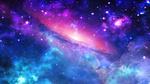 Обои Туманность звезды в космосе