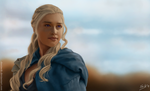 Обои Daenerys Targaryen / Дейнерис Таргариен из сериала Game Of Trones / Игра Престолов, by DaniSeik