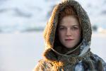 Обои Британская актриса Rose Leslie / Роуз Лесли в роли Ygritte / Игритт из сериала Game Of Trones / Игра Престолов, by afrodisianus