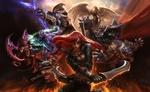 Обои Герои игры League of Legends / Лига Легенд