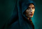 Обои Британская актриса Sophie Turner / Софи Тернер в роли Sansa Stark / Санса Старк из сериала Game of Thrones / Игра престолов, by Oephy