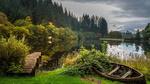 Обои Национальный парк Лох-Ломонд и Троссахс / Loch Lomond and The Trossachs в Великобритании / Great Britain