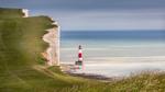 Обои Мыс Бичи-Хед / Beachy Head на южном побережье Великобритании / Great Britain