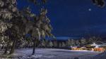 Обои Работа - Зимняя страна чудес, фотограф Carlos Santero