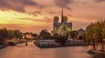 Обои Вид на Notre-Dame de Paris / собор Нотр-Дам, Париж, фотограф Fabio Nazareno