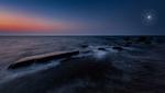 Обои Рассвет над морем, фотограф Jari Johnsson