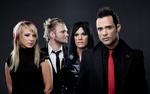 Обои Американская рок-группа Skillet