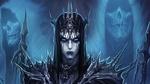 Обои Воин - темный король в короне, by mist XG