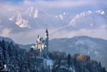 Обои Neuschwanstein Castle - Bavaria / Замок Нойшванштайн, Бавария, фотограф Achim Thomae