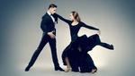 Обои Парень с девушкой в танце