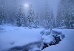 Обои Зимняя природа Боснии, фотограф Adnan Bubalo
