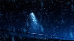 Обои Светящийся фонарь в ночное время, by Y_Y