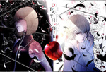 Обои Mello / Мэлло и Near / Ниа из аниме Тетрадь Смерти / Death Note, by kuroe