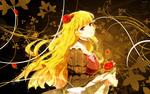 Обои Beatrice / Беатриче из аниме Umineko no Naku Koro ni / Когда плачут чайки, by YayaFTW