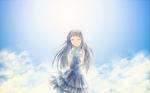 Обои Meiko Honma / Мэйко Хомма из аниме Ano Hi Mita Hana no Namae wo Bokutachi wa Mada Shiranai / Невиданный цветок, by YayaFTW
