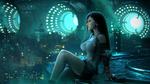 Обои Tifa Lockhart / Тифа Локхарт из аниме и игры Final Fantasy VII: Advent Children / Последняя фантазия VII: Дети пришествия, by Wen-JR